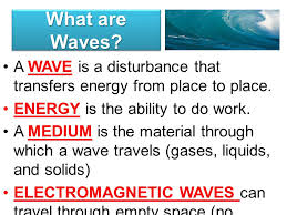 Kwl Chart On Waves What I Know What I Want To Know What I