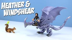 Dragons Race To The Edge Heather Windshear Dragon Riders Toy