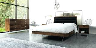 hairpin bed frame hairpin leg bed frame hairpin legs are another way to  open up space . hairpin bed ...