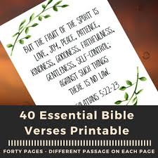 Check out the bible reading plans below and grab your free printables too! 40 Essential Scripture Passages In A Pretty Free Printable Plus Some Tips On Memorizing Bible Verses Reformed Mama