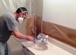 due to a high cost of replacement people seek alternative ways to re existing tub and tile surfaces amazing bathtub refinishing florida offers the