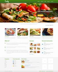 Online Cookbook Template Cooking Recipes Online Wordpress Theme 44762