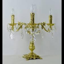 Arrakis Tischlampe Wranovsky Hersteller Der Böhmischen