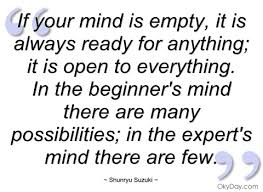 What Is Beauty If The Brain Is Empty Quotes Best of Quotes About Ready For Anything 24 Quotes