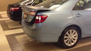 2012 Toyota Camry Hybrid XLE in Clearwater Blue Metallic 40 mpg ...