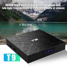 T9 Android 9.0 TV Box Rockchip RK3318 4GB+32GB Dual Wifi 2.4G+5G Bluetooth  4.0 Tv Android X96 Air Set Top Box Review Tv Box Xbmc From Xinyin10,  $23.42