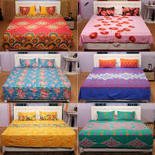 Pick Any Two 100 Cotton Bedsheets By Bella Casa Bed Sheets ShopCJ