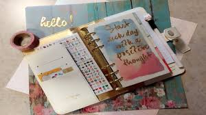 Happy Mail Websters Pages Color Crush Planner Youtube