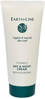 earth line vitamine e creme