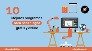 Mejores Programas Para Crear Y Diseñar Logos Gratis Y Online