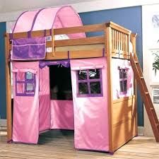 post bunk bed canopies canopy diy tent best ideas on kids house top