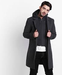 trench coat with detachable hood in india dj008to38mftinfur fbb in