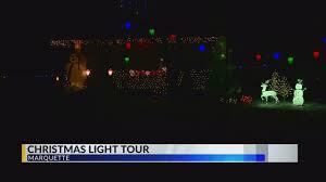 Marquette Christmas Lights Christmas Light Tour