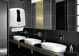 Commercial Bathroom Paper Towel Dispenser Custom N Folded Paper Hand Towel Dispenser Glossy Surface Toilet Paper