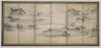 zen buddhism essay heilbrunn timeline of art history the   landscape of the four seasons eight views of the xiao and xiang rivers