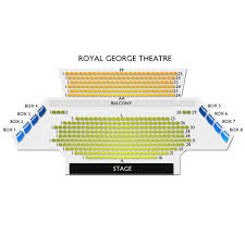 Royal George Seating Chart Bible Bingo Fri Jan 3 2020 8 00 Pm Royal George Theatre