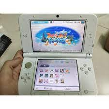 Máy Game New Nintendo 3ds/3ds Ll Likenew 98-99% Đã Hack Chơi Đủ Game – Hàng  Nội Địa Nhật Máy Đẹp-siêu Bền-chất Lượng Cao | - Hazomi.com - Mua Sắm Trực  Tuyến Số