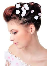 8 Idées Coiffures De Mariée Pour Cheveux Courts