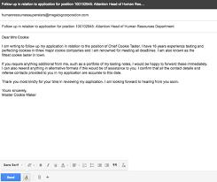 Follow Up Resume Email | Resume Badak