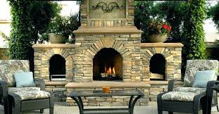 outdoor fireplace canada outdoor gas fireplace home depot canada