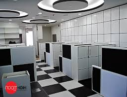 office false ceiling. Pop False Ceiling In Small Office Cabin Design Ceiling.
