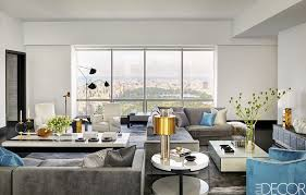 Decorating A Large Living Room Classy 48 Gorgeous Gray Living Rooms Gray Decor Ideas For Living Rooms