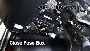 interior fuse box location 2007 2013 toyota tundra 2007 toyota interior fuse box location 2007 2013 toyota tundra 2007 toyota tundra 4 0l v6
