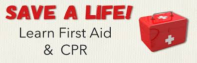 Image result for images cpr and first aid
