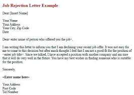13 Job Offer Example