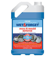 wet forget moss mould mildew removal for exterior surfaces wet forget