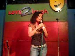 maggie trinidad at love 2 laugh - YouTube