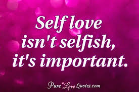 Selfish Love Quotes