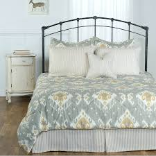 astounding ikat bedding set duvet cover with bed skirt and bed pillows plus headboard and nightstand ikat duvet cover urban outers ikat medallion duvet
