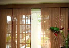 patio patio window coverings ideas door treatments curtains sliding treatment