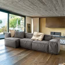 Il decor furniture: peanut b sectional sofa bonaldo italy