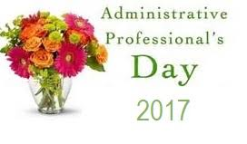 Administrative Professional Days A Big Thank You On Administrative Professionals Day Murray Hills