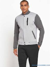 hh149655 nike men s tech 3mm varsity jacket men s coats