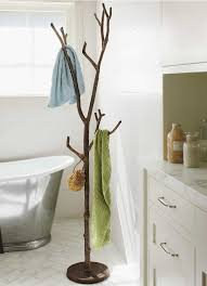 Real Tree Coat Rack Beauteous 32 Cool Coat Racks That Really Branch Out
