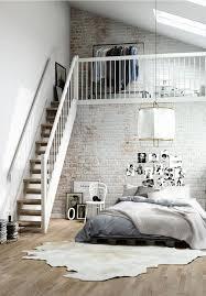 Inspirations pour des murs de briques. Loft BedroomsBedroom With ...