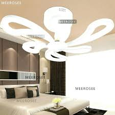 luxury ceiling fans. Luxury Ceiling Fans With Lights On Led Flush Mount Y