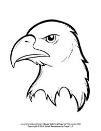 Small Picture Bald Eagle Coloring Page Easy Apigramcom