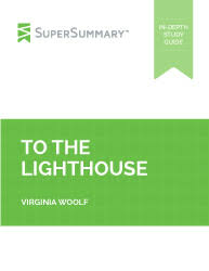to the lighthouse summary supersummary to the lighthouse