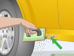 image titled touch up car paint step 2