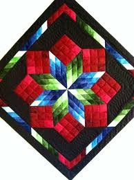 17 best Amish quilts images on Pinterest   Patchwork, DIY and Afghans & x Amish wall hanging quilt Adamdwight.com