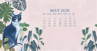 May 2020 Calendar Wallpapers - Top Free ...