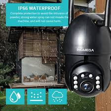 Hot Sale #b98aeb - <b>INQMEGA</b> NEW Black <b>PTZ</b> Dome Camera Full ...
