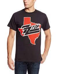 Bravado Mens Zz Top Texas Event T Shirt