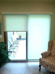 plain door glass door coverings sliding patio shades best of rolling for for patio door coverings