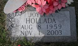 Joyce Ann Bittinger Hollada (1959-2003) - Find A Grave Memorial
