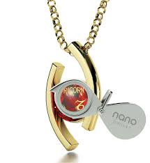 capricorn jewelry with 24k zodiac imprint women s gifts for best presents for